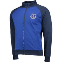Everton Essential Tricot Track Top - Royal/Navy