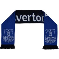 Everton Speckled Jacquard Scarf