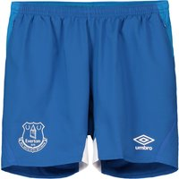 Everton Training Woven Shorts - Royal Blue - Kids