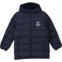 Everton Core Padded Jacket - Navy - Junior Boys