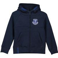 Everton Core Zip Thru Hoodie - Navy -Infant Boys