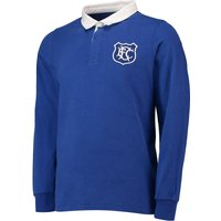 Everton Goodison 1920 Rugby Shirt - Royal - Men