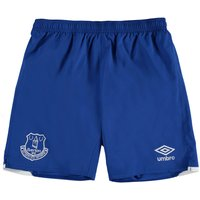 Everton Home Change Shorts 2019-20 - Kids