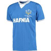 Everton 1984 FA Cup Final Shirt