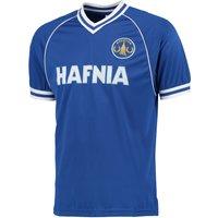 Everton 1982 S/S Home Shirt Hafnia