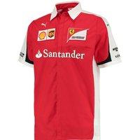 Scuderia Ferrari 2015 Team Shirt Red