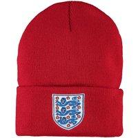 England Beanie - Red - Unisex