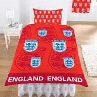 England FA Original Red Duvet