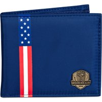 The 2014 Ryder Cup Fan Nylon Wallet - USA Red/White/Blue