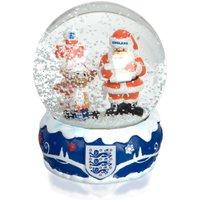 England FA Snow Globe