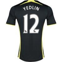 Tottenham Hotspur Away Shirt 2014/15 - Womens with Yedlin 12 printing