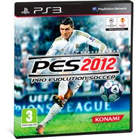 Real Madrid Pro Evolution Soccer 2012