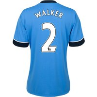 Tottenham Hotspur Away Shirt 2015/16 - Womens Sky Blue with Walker 2 printing