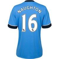 Tottenham Hotspur Away Shirt 2015/16 - Womens Sky Blue with Naughton 16 printing