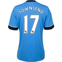 Tottenham Hotspur Away Shirt 2015/16 - Womens Sky Blue with Townsend 17 printing