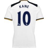Tottenham Hotspur Home Shirt 2016-17 White with Kane 10 printing