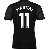 Manchester United Away Adi Zero Shirt 2017-18 with Martial 11 printing