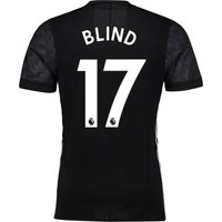 Manchester United Away Adi Zero Shirt 2017-18 with Blind 17 printing