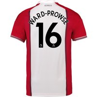 Southampton Home Shirt 2017-18 with Ward-Prowse 16 printing