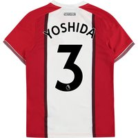 Southampton Home Shirt 2017-18 - Kids with Yoshida 3 printing