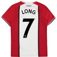 Southampton Home Shirt 2017-18 - Kids with Long 7 printing