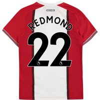 Southampton Home Shirt 2017-18 - Kids with Redmond 22 printing