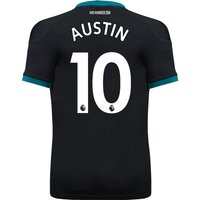 Southampton Away Shirt 2017-18 with Austin 10 printing