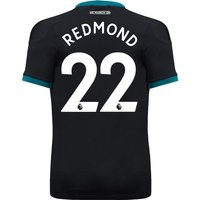 Southampton Away Shirt 2017-18 with Redmond 22 printing