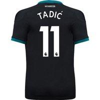 Southampton Away Shirt 2017-18 - Kids with Tadic 11 printing