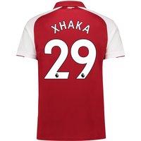 Arsenal Home Shirt 2017-18 - Outsize with Xhaka 29 printing