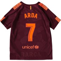 Barcelona Third Stadium Shirt 2017-18 - Kids with Arda 7 printing