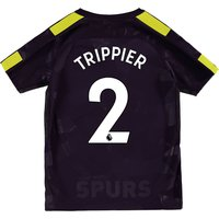Tottenham Hotspur Third Stadium Shirt 2017-18 - Kids with Trippier 2 printing