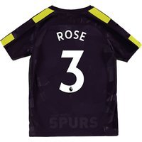 Tottenham Hotspur Third Stadium Shirt 2017-18 - Kids with Rose 3 printing