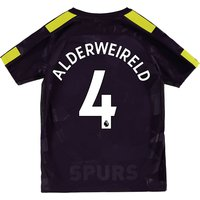 Tottenham Hotspur Third Stadium Shirt 2017-18 - Kids with Alderweireld 4 printing