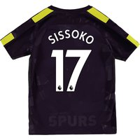 Tottenham Hotspur Third Stadium Shirt 2017-18 - Kids with Sissoko 17 printing