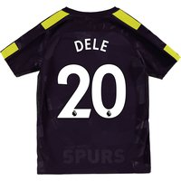 Tottenham Hotspur Third Stadium Shirt 2017-18 - Kids with Dele 20 printing