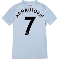 West Ham United Third Shirt 2017-18 - Kids with Arnautovic 7 printing