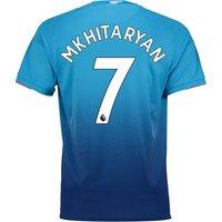 Arsenal Away Shirt 2017-18 with Mkhitaryan 7 printing
