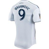 LA Galaxy Authentic Home Shirt 2018 with Ibrahimovic  9 printing