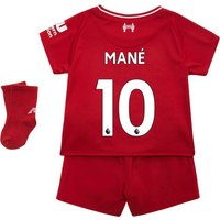 Liverpool Home Baby Kit 2018-19 with Mané 10 printing