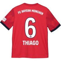 Bayern Munich Home Shirt 2018-19 - Kids with Thiago 6 printing