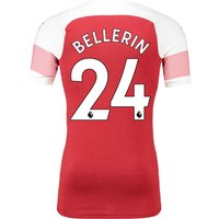 Arsenal Authentic Evoknit Home Shirt 2018-19 With Bellerin 24 Printing