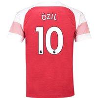 Arsenal Home Shirt 2018-19 with Özil 10 printing
