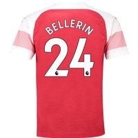 Arsenal Home Shirt 2018-19 with Bellerin 24 printing