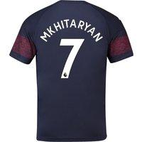 Arsenal Away Shirt 2018-19 - Outsize with Mkhitaryan 7 printing
