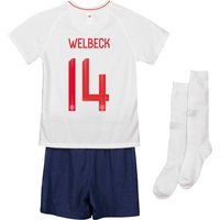 England Home Stadium Kit 2018 - Infants with Welbeck 14 printing