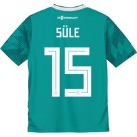 Germany Away Shirt 2018 - Kids with Sule 15 printing