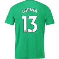Arsenal Away Goalkeeper Shirt 2018-19 with Ospina 13 printing