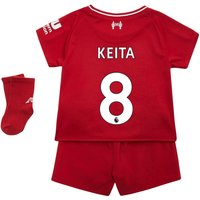 Liverpool Home Baby Kit 2018-19 with Keita  8 printing