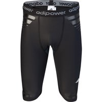 Adidas Techfit Powerweb Shorts - Black
